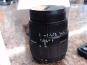 SIGMA Lens/Filter 28-80MM F3.5-5.6 MACRO ASPHERICAL HF